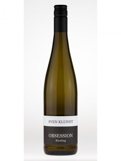 Obsession Riesling QbA Trocken - Weingut Klundt -