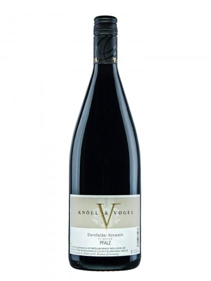Dornfelder Rotwein feinherb - Knöll & Vogel