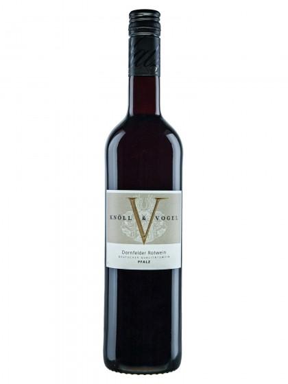 Dornfelder Rotwein lieblich - Knöll & Vogel
