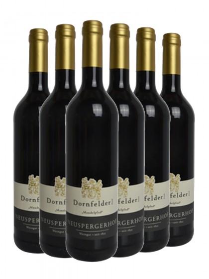 6 Flaschen Dornfelder trocken - Neuspergerhof -