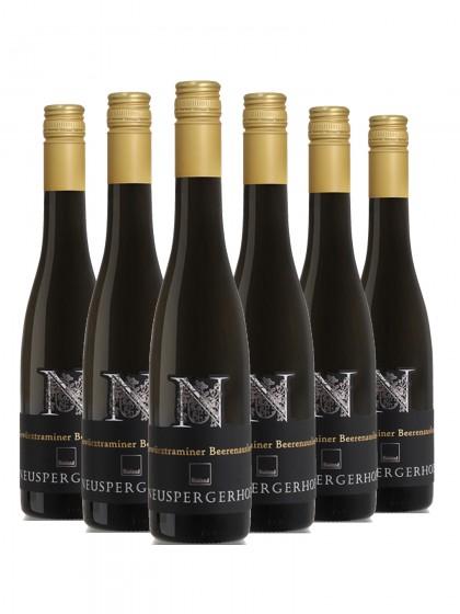 6 Flaschen Gewürztraminer Beerenauslese Süßwein - Neuspergerhof - Ortswein