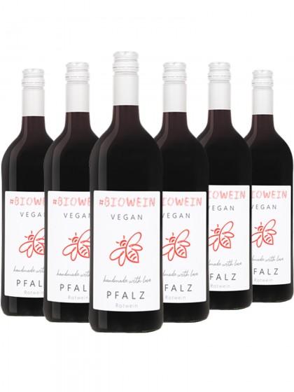 6 Flaschen Rotwein Cuvée - Neuspergerhof