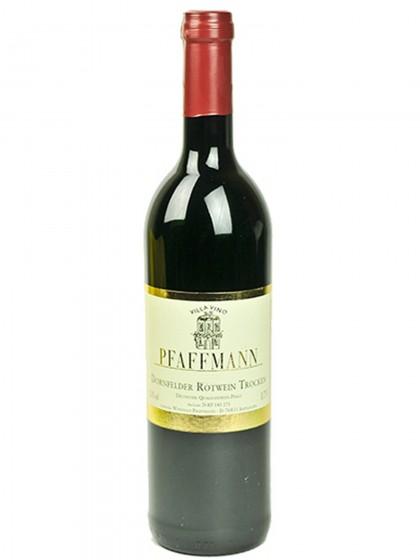 Dornfelder Rotwein trocken - Pfaffmann -