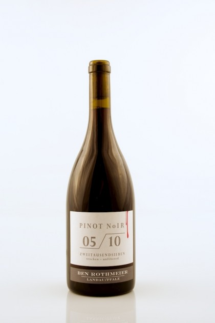 22/10 Pinot noir trocken - Rothmeier
