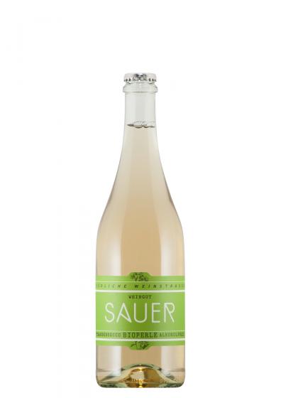 BIOPERLE Traubensecco alkoholfrei - Sauer