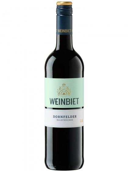 Weinbiet Dornfelder halbtrocken