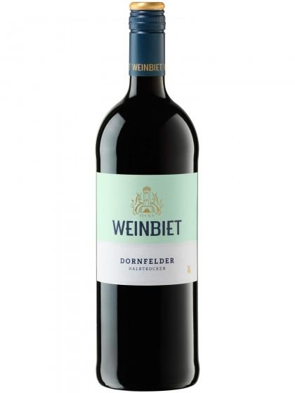 Dornfelder halbtrocken - Weinbiet