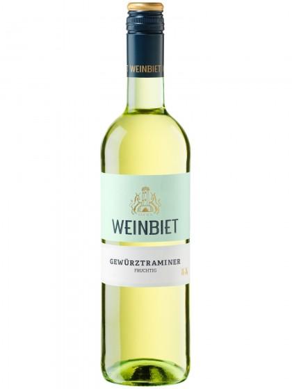 Weinbiet Manufaktur - Gewürztraminer lieblich