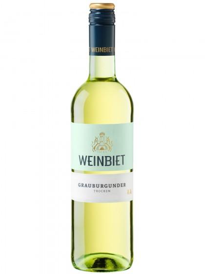 Grauburgunder trocken - Weinbiet