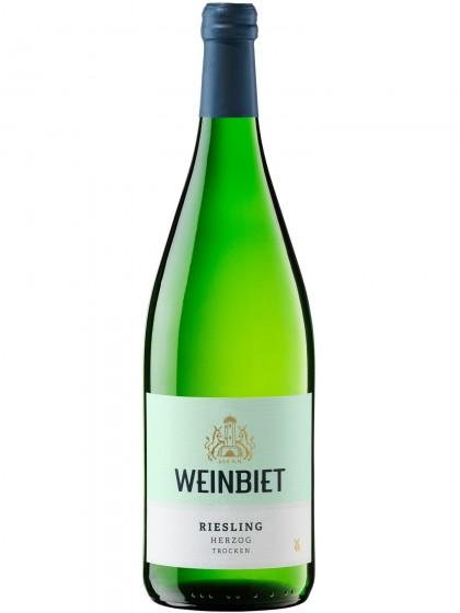 Haardter Herzog Riesling trocken - Weinbiet