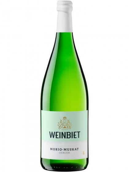 Weinbiet Manufaktur - morio-muskat lieblich