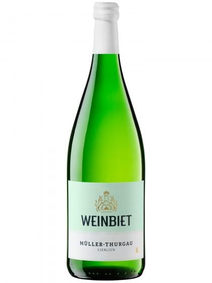 Weinbiet Manufaktur - Müller-Thurgau lieblich