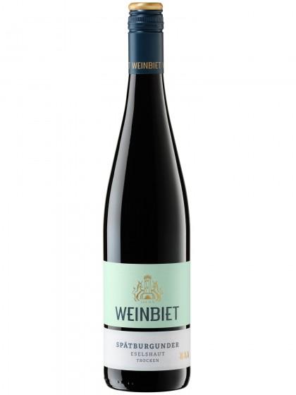 Weinbiet Mussbacher Eselshaut Spätburgunder trocken