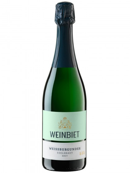 Weinbiet Mußbacher Weißburgunder Sekt brut