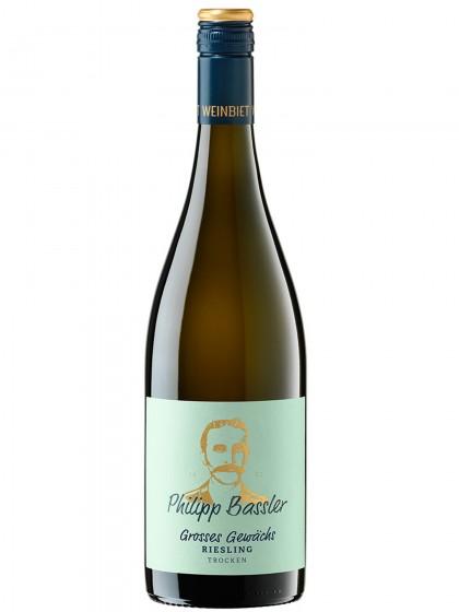 Grosses Gewächs Riesling trocken Philipp Bassler - Weinbiet