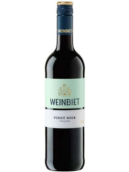 Weinbiet Pinot noir trocken