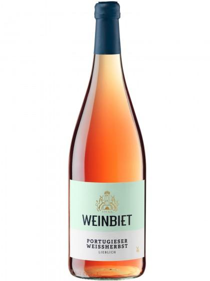 Portugieser Weißherbst lieblich - Weinbiet