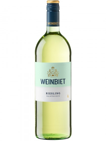 Weinbiet Manufaktur - Riesling halbtrocken