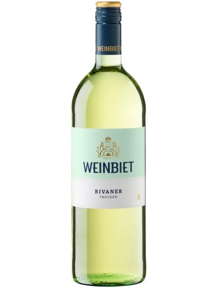Weinbiet Manufaktur - Rivaner trocken