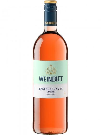 Spätburgunder Rosé trocken - Weinbiet