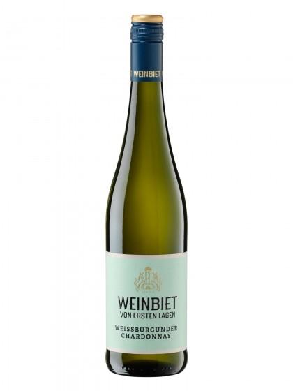 Weißburgunder & Chardonnay - Weinbiet