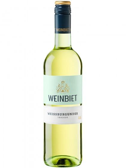 Weißburgunder trocken - Weinbiet