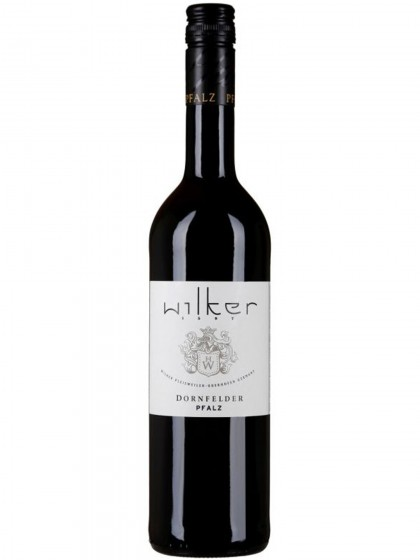 Dornfelder Rotwein trocken - Wilker