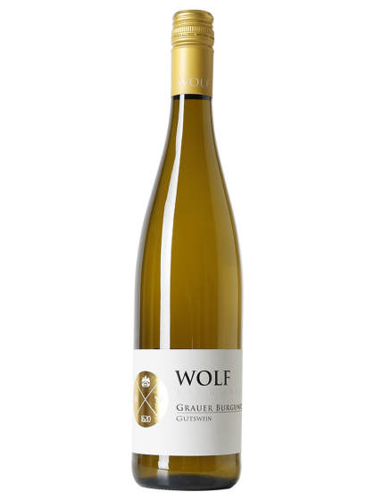Wolf Grauer Burgunder trocken