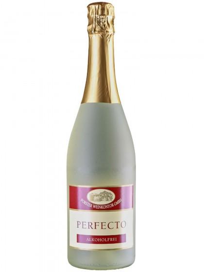 Sekt alkoholfrei Perfecto Forster Winzerverein