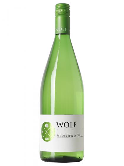 Wolf Weisser Burgunder Gutswein trocken