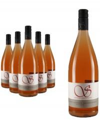 6 Flaschen Portugieser Weißherbst feinherb - Schneiderfritz