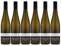 6 Flaschen Obsession Riesling QbA Trocken - Weingut Klundt -