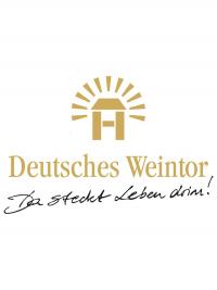 Schwarzriesling Rosé Sekt Brut Traditionelle Flaschengärung - Deutsches Weintor -