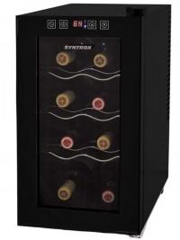 8 Flaschen Weinkühlschrank Senkrecht - Syntrox