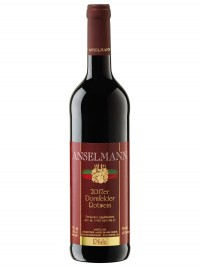 Dornfelder Rotwein lieblich - Anselmann