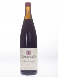 Traubensaft rot - Anselmann -