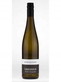 Obsession Weißer Burgunder Trocken - Weingut Klundt -