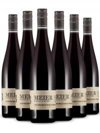6 Flaschen Spätburgunder - Meier - (ex. Val. Ziegler)