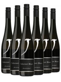 """6 Flaschen Cabernet Blanc """"Mandelpfad"""" trocken - Neuspergerhof - Lagenwein"""