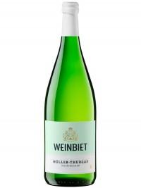 Weinbiet Manufaktur - Müller-Thurgau halbtrocken