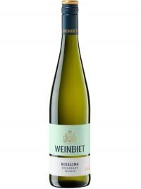 Weinbiet Mussbacher Eselshaut Riesling trocken