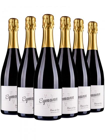 6 Flaschen Blanc de Noirs extra brut MAGNUM - Eymann