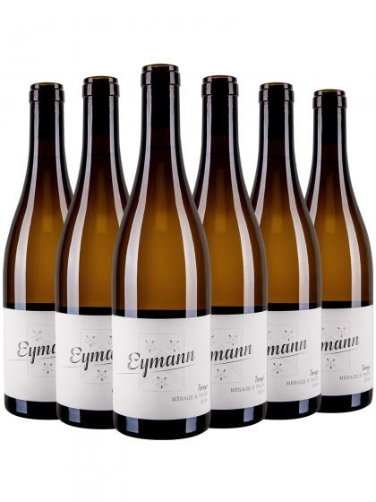 6 Flaschen Chardonnay Alte Reben Toreye - Eymann