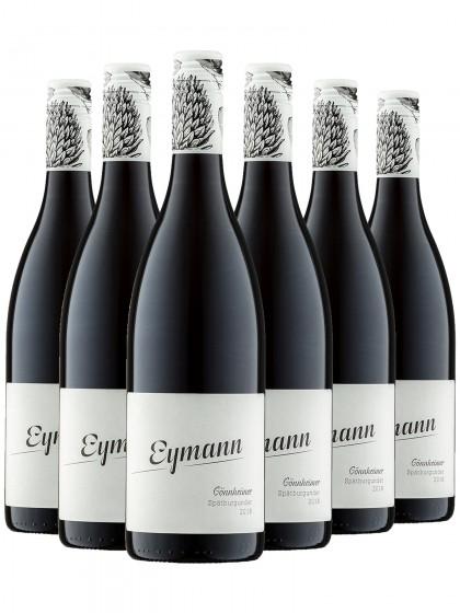 6 Flaschen Gönnheimer Spätburgunder - Eymann