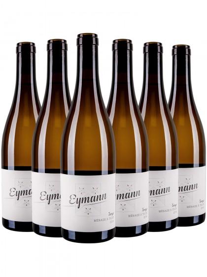 6 Flaschen Silvaner Fumé Toreye - Eymann