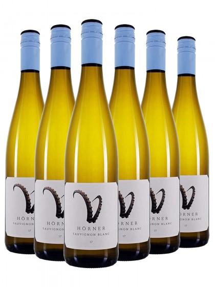 6 Flaschen Sauvignon blanc >STEINBOCK< - Hörner