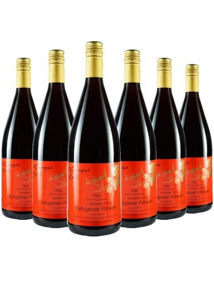 6 Flaschen Koch Portugieser mild