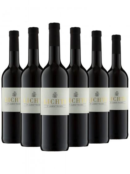 6 Flaschen Cuvee No1 Kirschgarten - Lichti