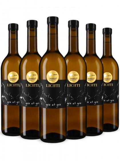 6 Flaschen Gris-et-gris - Lichti