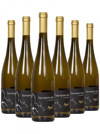 6 Flaschen Sauvignon Gris Royal - Lichti